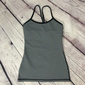 Lululemon power y tank
